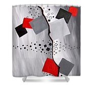 Abs 0471 Shower Curtain