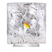 Abstraction 477-2013 Shower Curtain