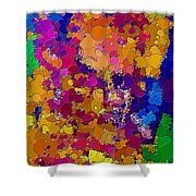 Abs 0483 Shower Curtain