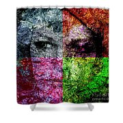 Abs 0488 Shower Curtain