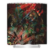 Abs 0568 Shower Curtain