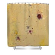 Abstract - Evolution Shower Curtain