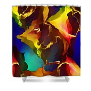 Abstract 091412 Shower Curtain