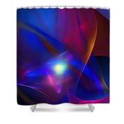 Abstract 092111 Shower Curtain