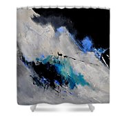 Abstract 1888112 Shower Curtain