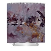 Abstract 6621303 Shower Curtain