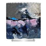 Abstract 6621801 Shower Curtain