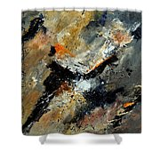 Abstract  6621802 Shower Curtain