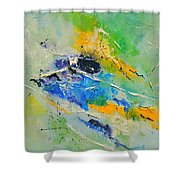 Abstract 6621803 Shower Curtain