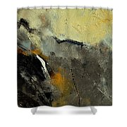 Abstract 68210191 Shower Curtain