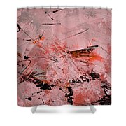 Abstract 691121 Shower Curtain
