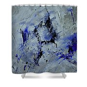 Abstract 6911212 Shower Curtain