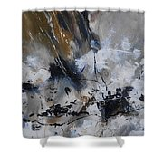 Abstract 692140 Shower Curtain