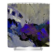 Abstract 69451223 Shower Curtain
