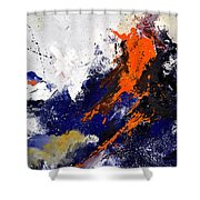 Abstract 6954238 Shower Curtain