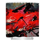 Abstract 71002 Shower Curtain