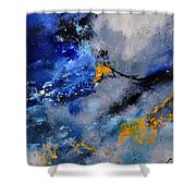 Abstract 771190 Shower Curtain