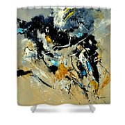 Abstract 8821011 Shower Curtain