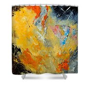 Abstract 8821012 Shower Curtain