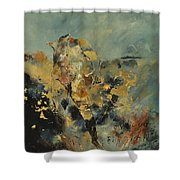 Abstract 8821015 Shower Curtain