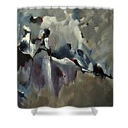 Abstract 8821205 Shower Curtain