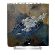 Abstract 8821206 Shower Curtain