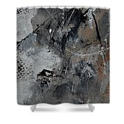 Abstract 961111 Shower Curtain