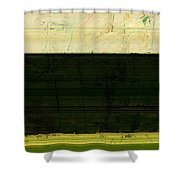 Abstract Landscape - The Highway Series Ll Shower Curtain