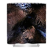 Abstract Photo 100111 Shower Curtain
