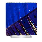 Academy Chapel Interior Shower Curtain