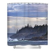 Acadian Cove Shower Curtain