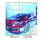 Accord Shower Curtain