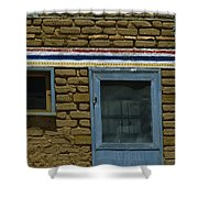Acoma Accent Shower Curtain