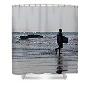 Acquaman Shower Curtain