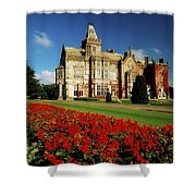 Adare Manor, County Limerick, Ireland Shower Curtain