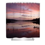 Adirondack Reflections 1 Shower Curtain