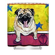 Adopt Me Shower Curtain