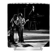 Aerosmith In Spokane 12 Shower Curtain