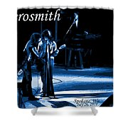 Aerosmith In Spokane 12c Shower Curtain