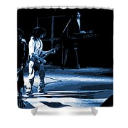 Aerosmith In Spokane 13b Shower Curtain