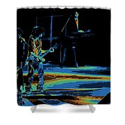 Aerosmith In Spokane 13c Shower Curtain