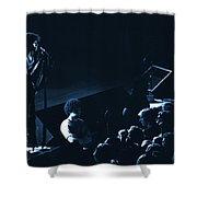 Aerosmith In Spokane 14a Shower Curtain