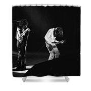 Aerosmith In Spokane 19 Shower Curtain
