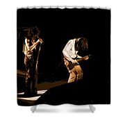 Aerosmith In Spokane 19a Shower Curtain