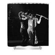 Aerosmith In Spokane 27 Shower Curtain