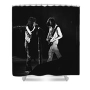 Aerosmith In Spokane 29 Shower Curtain