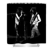 Aerosmith In Spokane 29a Shower Curtain