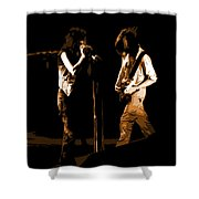 Aerosmith In Spokane 29b Shower Curtain