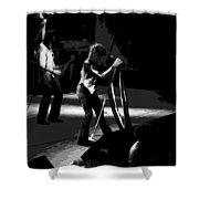 Aerosmith In Spokane 3 Shower Curtain