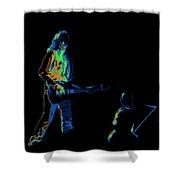 Aerosmith In Spokane 30b Shower Curtain